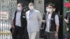 """指称""""勾结外国势力"""" 香港警方依国安法逮捕黎智英"""