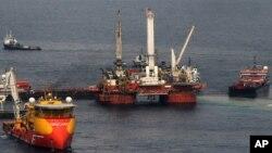 Vẫn còn những vết dầu từ vụ tràn dầu ở vùng biển tiểu bang Louisiana Hoa Kỳ cách đây ba năm