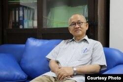 dr Sumardi, pakar penyakit dalam spesialis paru-aru (Internis Pulmonologist) FKKMK UGM.foto Humas UGM