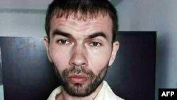 Ảnh nghi can Thổ Nhĩ Kỳ Adem Karadag được cảnh sát Thái Lan công bố hôm 29/8.