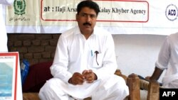 July 22, 2010 photo shows Pakistani surgeon Shakil Afridi, who helped the CIA find Osama bin Laden.