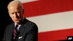 Según Joe Biden, por ahora debe concentrarse en sus labores como vicepresidente.
