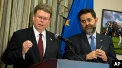 Даниель Мулейни и Игнасио Гарсиа-Берсеро