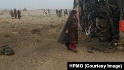 ہلمند کے مختلف اضلاع میں جاری لڑائی کے باعث بڑی تعداد میں شہری نقل مکانی پر مجبور ہوئے ہیں۔