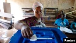 馬里選民投票