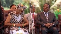 UGrace Mugabe Utshele uMnangagwa Zagcwala ...