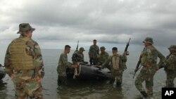 Khoảng 4,500 binh sĩ Hoa Kỳ sẽ cùng với 2,300 binh sĩ Philippines thực hiện những cuộc tập dượt trên đảo chính Luzon và đảo Palawan