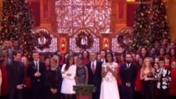 Perayaan Natal di Amerika Serikat