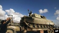 中國積極拓展國際坦克市場。
