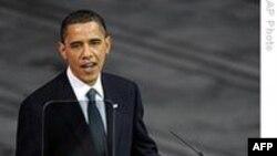 Obama Nobel'den Aldığı Para Ödülünü Hayır Kurumlarına Bağışlayacak