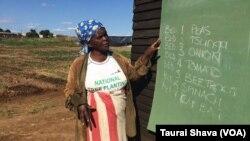 Mbuya Judith Dube