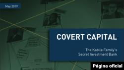 """Relatório """"Capital Encoberto: o banco secreto da família Kabila"""" revela ligações com antigo Presidente da RDC"""
