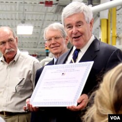 Newt Gingrich: Revolucionar sa luksuznim životnim stilom