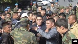 Bishkek, 3-oktabr, 2012