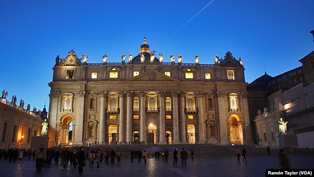 El Vaticano reconoció al estado palestino formalmente desde el 2013.