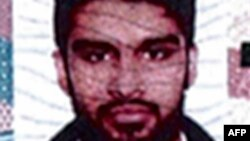 Mohammed Hamzah Khan in an undated passport photo.