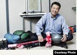 中坤集团董事长黄怒波 (图片来源: 中坤集团网站)