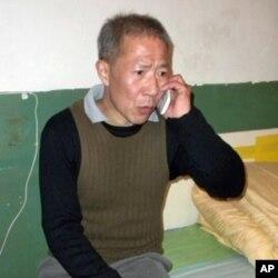 中國人權觀察負責人秦永敏