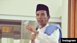 Ceramah Abdul Somad kerap dinilai kontroversial.