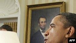 Президент США Барак Обама и король Иордании Абдулла