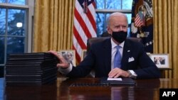 Joe Biden, predsjednik SAD