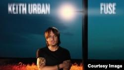 """""""Fuse"""" el nuevo disco de Keith Urban está entre los más populares."""