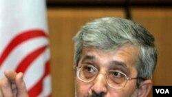 Duta Besar Iran untuk PBB, Mohammad-Khazaee.