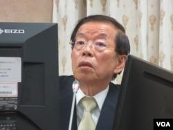 台湾驻日代表谢长廷
