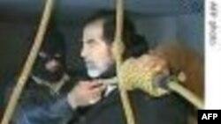 اعدام صدام حسين ديکتاتور سابق عراق