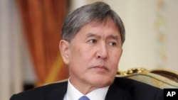 Алмазбек Атамабев