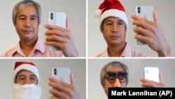 新的手機可以面部識別能幫助打擊身份盜竊和欺詐。