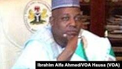 Gwamnan jihar Borno Ibrahim Shettima, jihar da bala'in Boko Haram ya fi shafa