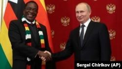 Russia Zimbabwe