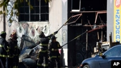 Oakland fire chief Teresa Deloche-Reed said many people were unaccounted for as of Dec. 3, 2016, and authorities were working to verify who was in the cluttered warehouse when the fire broke out around 11:30 p.m. Friday.