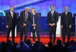Las Vegas: Demokratlar debati - Saylov-2016 - Navbahor Imamova