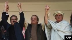 محمود خان اچکزئی مسلم لیگ (ن) کی گزشتہ حکومت کے اہم اتحادی تھے۔
