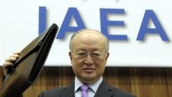 یوکیو آمانو رییس آژانس بین المللی انرژی اتمی در وین