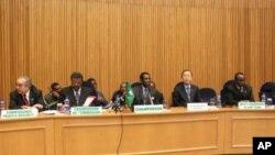 União Africana preocupada com a situação na Líbia