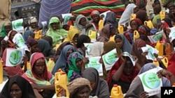 Nombre de déplacés somaliens dépendent d'envois de fonds de parents installés aux Etats-Unis