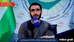 Muhammad Jamol Xveys qo'lga olinishidan keyin Kurdiston 24 telekanaliga intervyu bergan. 17-mart 2016-yil