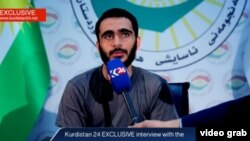 حمد جمال خویس ، ۲۶ساله توسط پیشمرگه های کرد دستگیر شود.