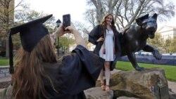 Quiz - College Graduates Honored Despite Pandemic