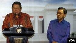 Presiden Susilo Bambang Yudhoyono memprioritaskan percepatan ekonomi dan efisiensi anggaran dalam sisa pemerintahannya 3 tahun ke depan (foto: dok).