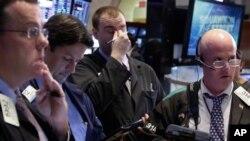 Los mercados financieros estadounidenses tienen a recuperar terreno perdido.
