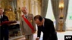 Fransoa Oland je položio zakletvu na položaj novog predsednika Francuske