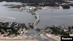 Poplavljena područja u Nju Džerziju