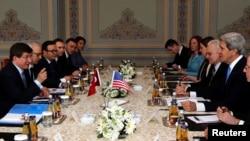 U.S. And Turkey Work Together