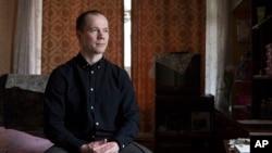 Російський опозиційний активіст Ільдар Дадін