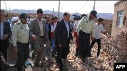 Vụ động đất có cường độ 5.7 xảy ra tại một vùng hẻo lánh của Iran.