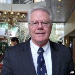 美国约翰•霍普金斯大学教授、中国问题专家戴维•兰普顿